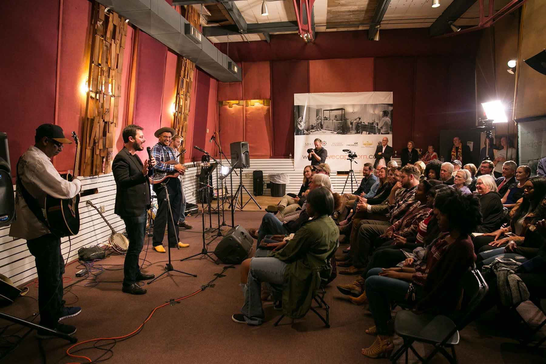 """SongCraft Presents"" at Capricorn Studios"