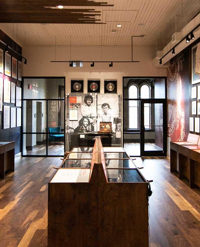Capricorn Museum Interior